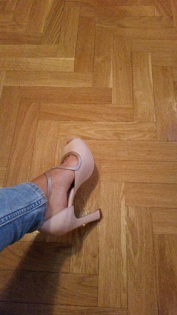 Estos son mis zapatos!!!! enamorada y muy comoda - 1