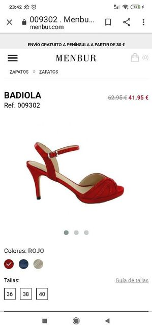 Zapatos Elodie shoes 5