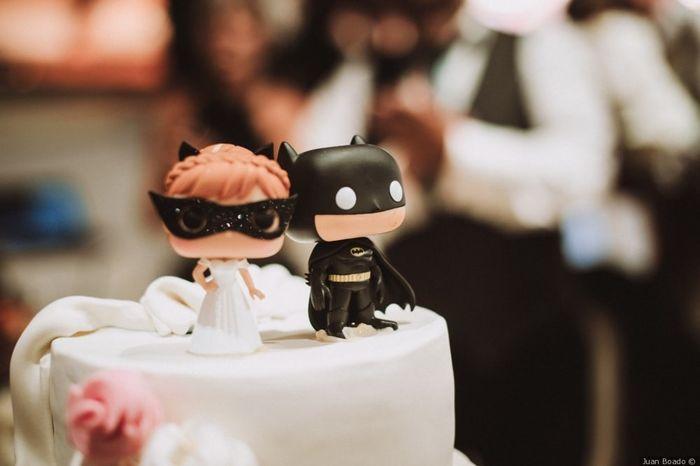 Este cake topper: ¿Te mola o ni loca? 1