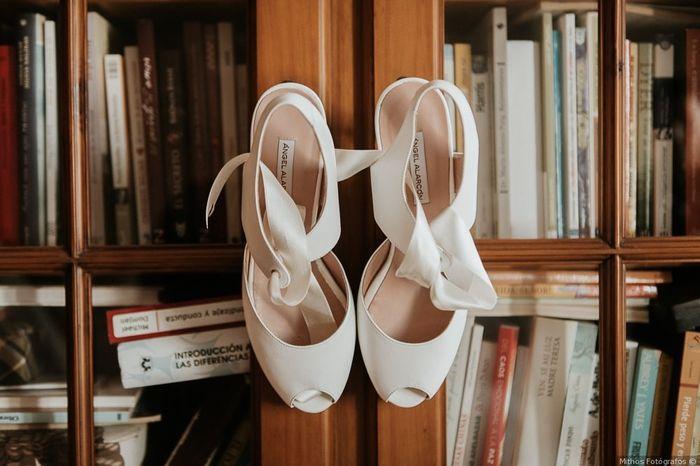 Me caso... ¿con zapatos abiertos o cerrados? 1