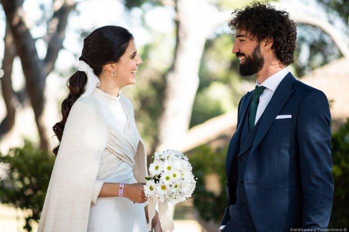 Habéis discutido por algún tema de la boda, ¿Verdad o mentira? 1