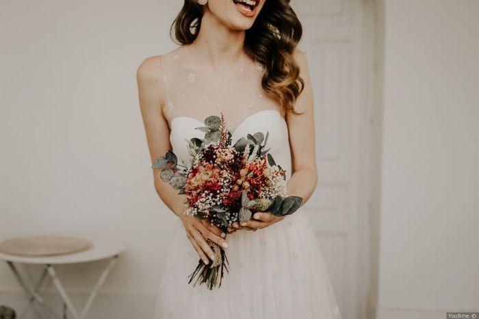 ¿Lanzaréis el ramo de novia después de la ceremonia? 1