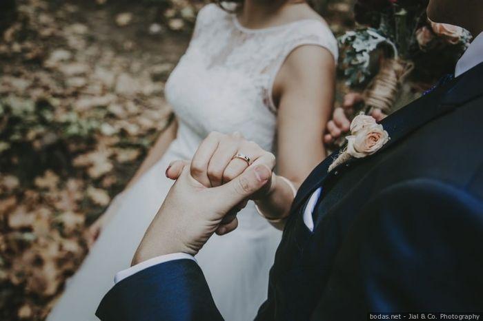¿Qué grabaréis en vuestras alianzas de boda? 💍 1