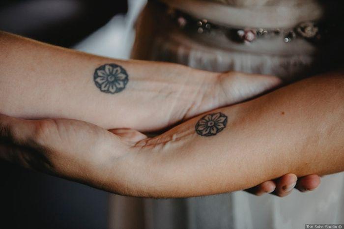 ¿Te tatuarías con tu pareja? 🤔 1