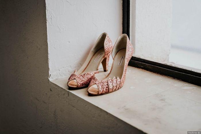 Tu boda a examen: ¡Los zapatos! 2