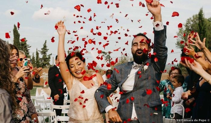 ¡Valora esta boda y ponle nota! 📝 1
