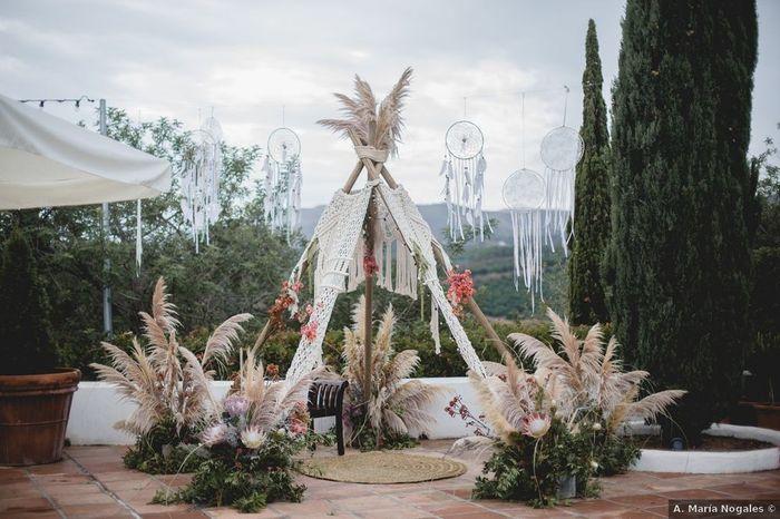 Erva de Pampas/Pampa Grass na decoração do teu dia? 2