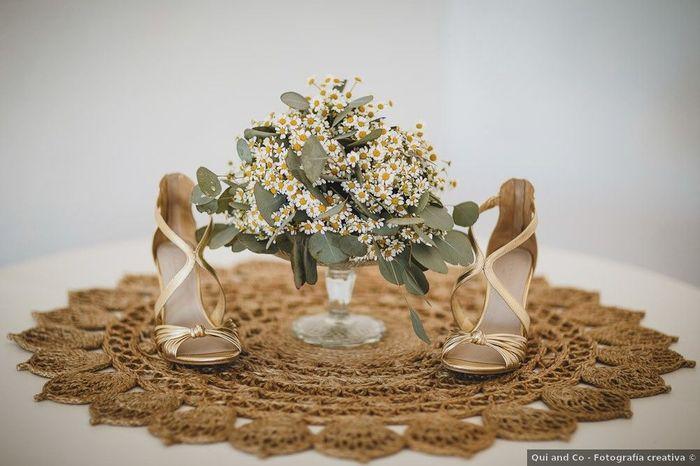 ¿Qué SANDALIAS triunfarán en tu boda? 2