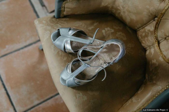 ¿Qué SANDALIAS triunfarán en tu boda? 3