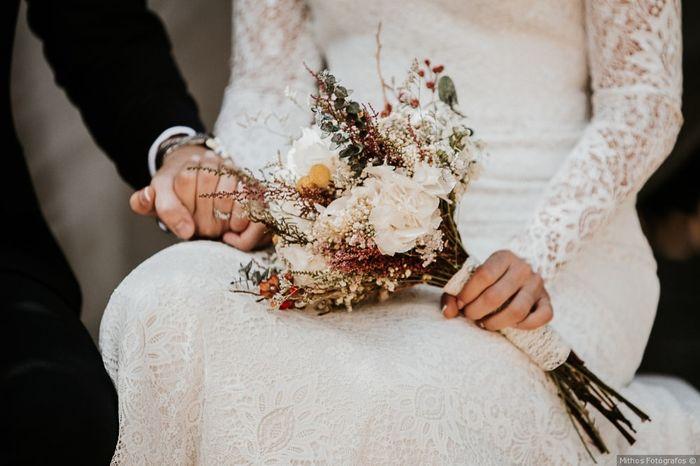 ¿Qué RAMO triunfará más en tu boda? 2