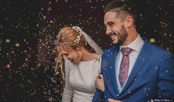 ¿Cuántos años llevaréis como pareja antes de pasar por el altar? 💍 1