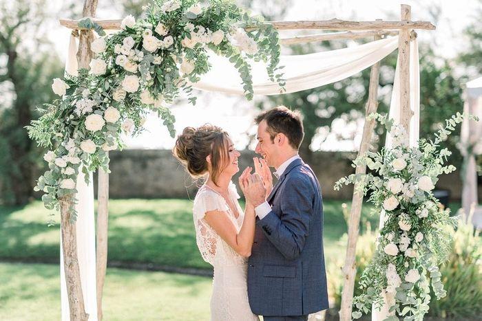 ¿Qué flores abundarán en vuestra boda? 1