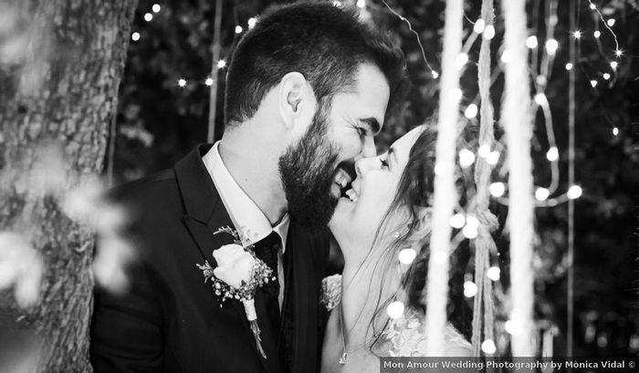 ¿Te encantaría tener esto en tu boda? ¡Confiesa! 💁 1