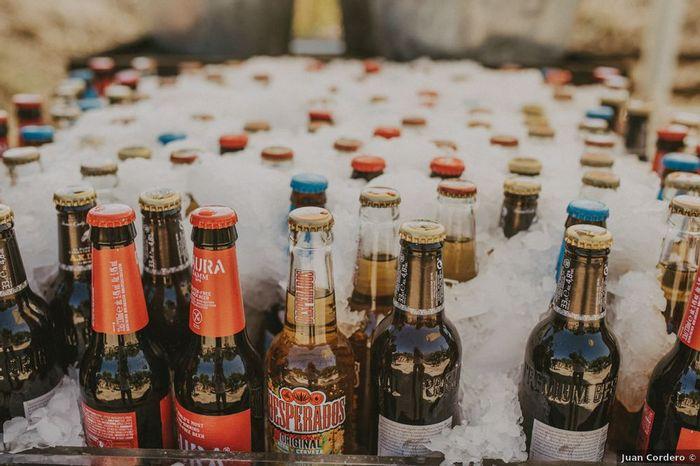 ¿Apostaréis por un beer bar en vuestra boda? 🍺 1