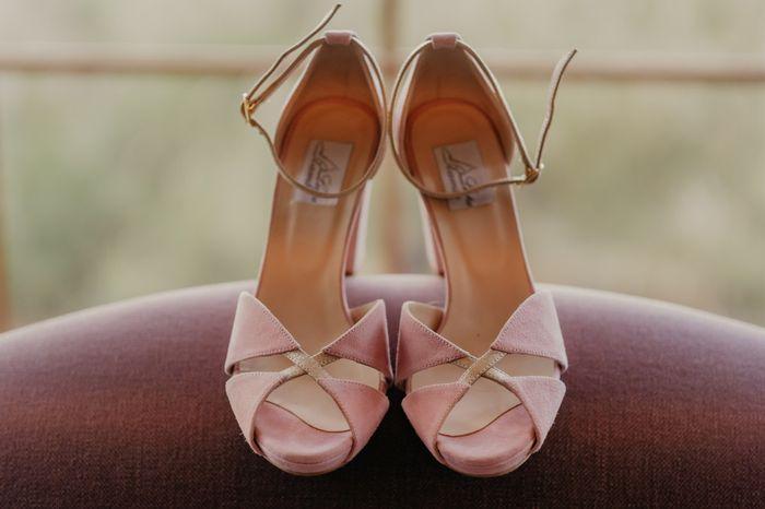 ¿Te casarías con estos zapatos? 👠 1