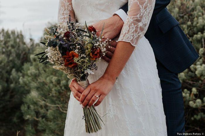 ¿Te gusta este RAMO para tu boda? 2