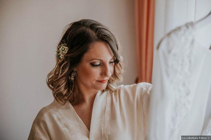 ¿Llevarías este peinado el día de tu boda? 1