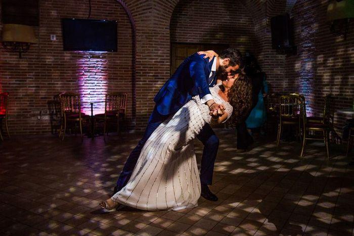 ¿Estáis ensayando vuestro baile nupcial? 1