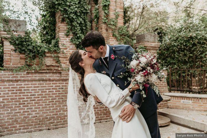 ¿Cuál es el momento de la boda que te hace más ilusión? 😍 1