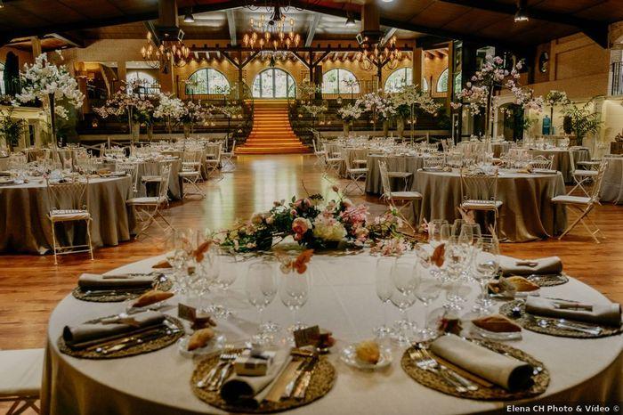 Este banquete, ¿lo tendrías en tu boda? 2