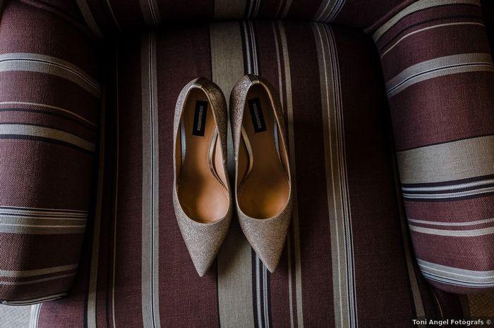 Estos zapatos, ¿los tendrías en tu boda? 2