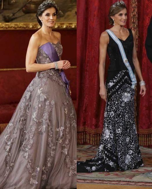 Looks de rainha 👑 Qual usarias para um casamento? 5