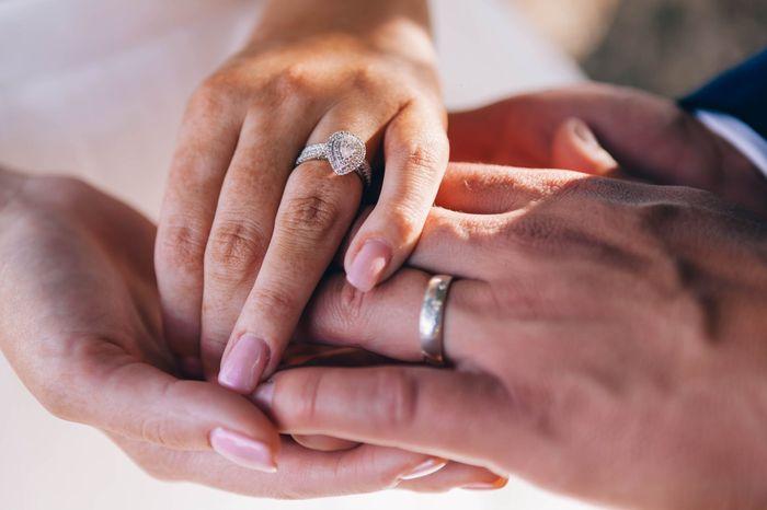 ¿Cuántos días antes os haréis la manicura para la boda? 1