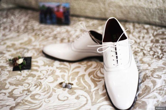 Un, dos, tres... ¡El calzado! 4