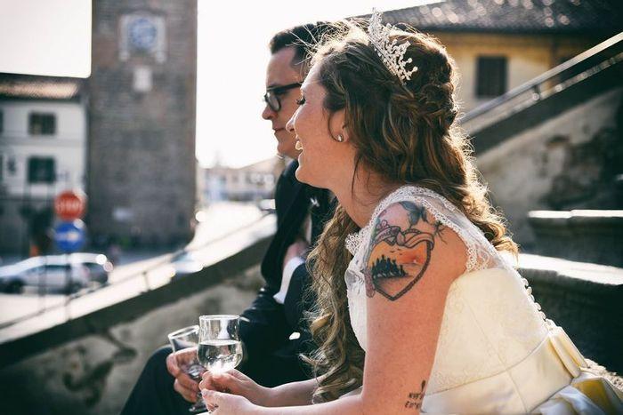 ¿Te harías un tatuaje junto con tu pareja? ❤️️ 1
