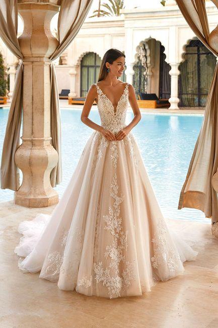 Te casas mañana... ¡Escoge tu vestido! 👗 3