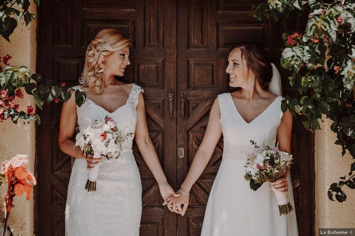Si te casaras mañana... ¡Escoge ya! ⏳ 1