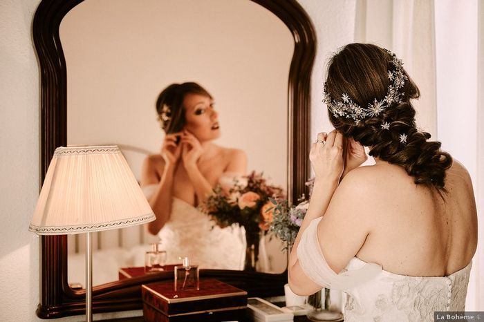 🦄Si me casara hoy...¡Elijo este recogido! 3