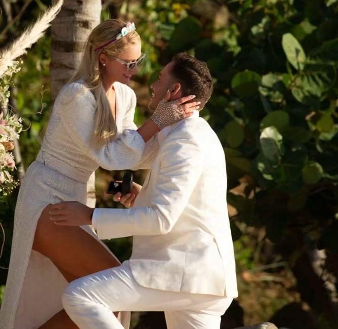 ÚLTIMA HORA: ¡Paris Hilton se casa! 💍 1