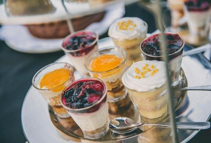 Postres en vasitos para tu mesa dulce: ¿Sí o no? 🍭 1
