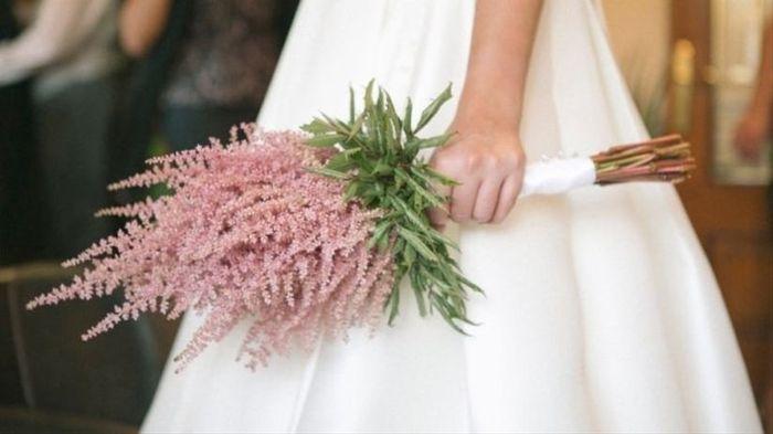 ¿Ramo de novia monocolor? 1