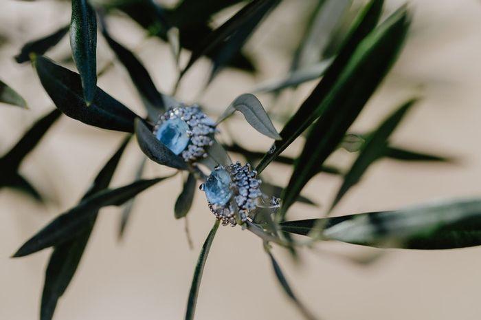 ¿Tus joyas serán de color azul? 💎 1