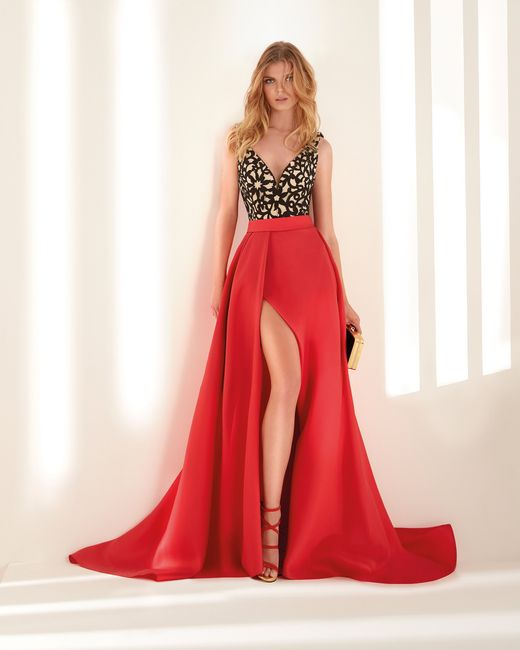 ¿Usarías este vestido como invitada? 1