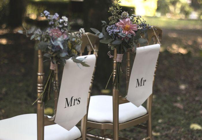 ¡5 cosas de tu casamiento que podés enmarcar! 😉 4
