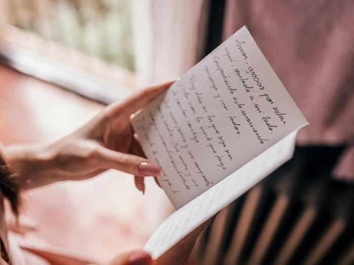 ¿Sorprenderás a tu pareja con un escrito especial el día B? 🥰️ 1