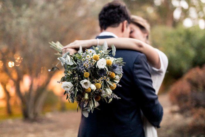 ¿Regalarás tu ramo de novia? 💐 1