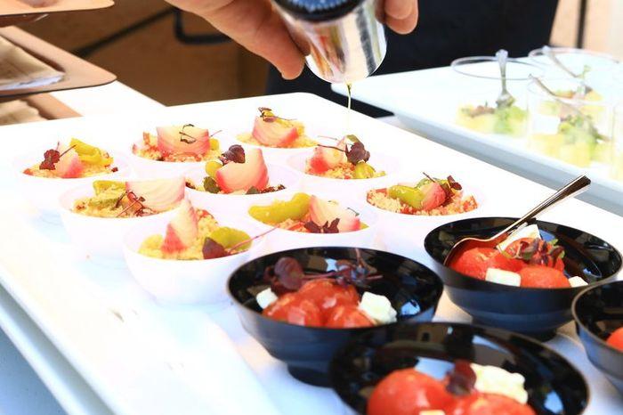 ¿Ofreceréis una opción vegana o vegetariana en vuestro menú de boda? 1