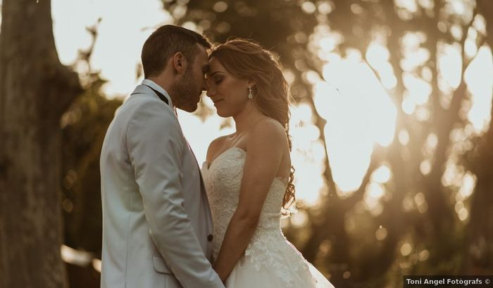 ¿Firmaréis y celebraréis la boda el mismo día? 💍 1