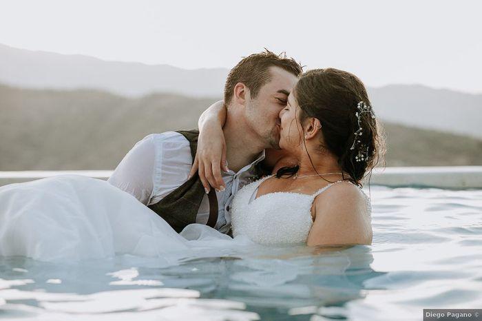 ¿Quién es más probable que se quede dormido en vuestra noche de bodas? 2