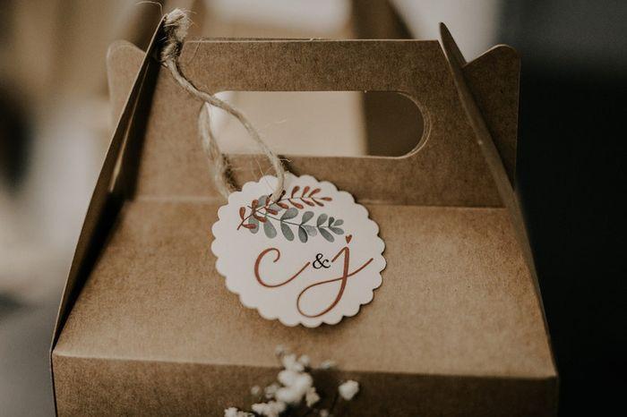¿Os han hecho ya algún regalo de boda? 2