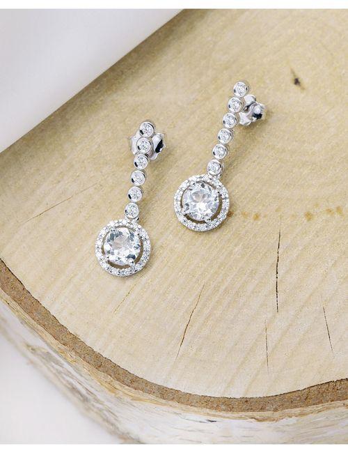 ¿Llevarías estos pendientes el día de tu boda? 1