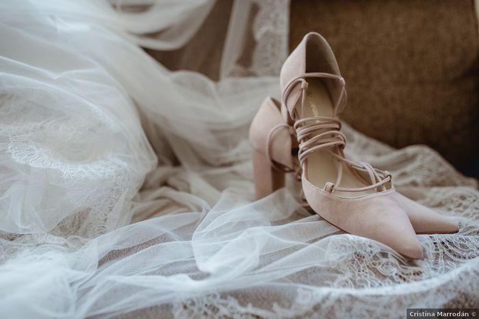 ¿Llevarías al altar estos zapatos? 2