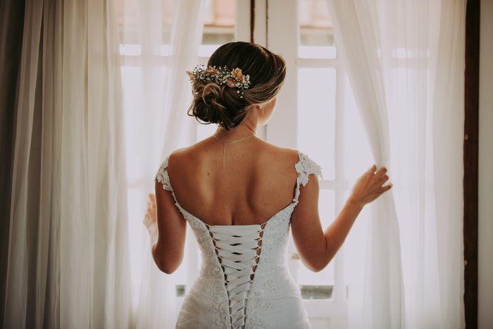 ¿Quién pagará el vestido de novia? 1