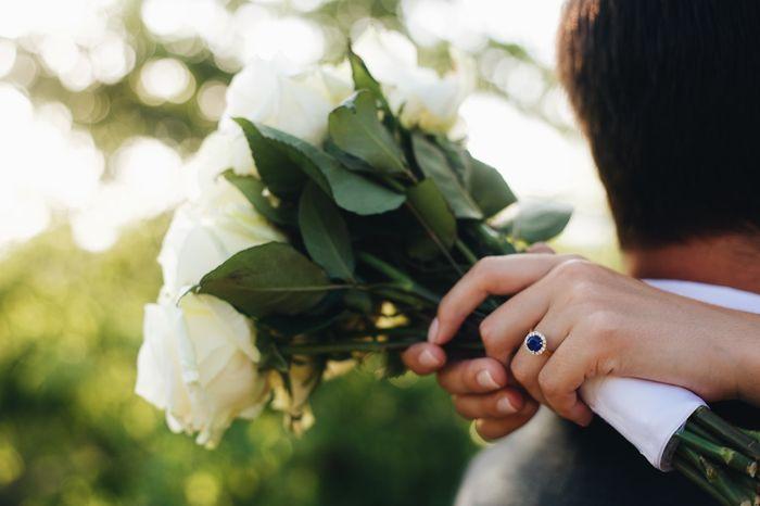 ¡5 ideas para ramos de novia en tonos blancos! 1