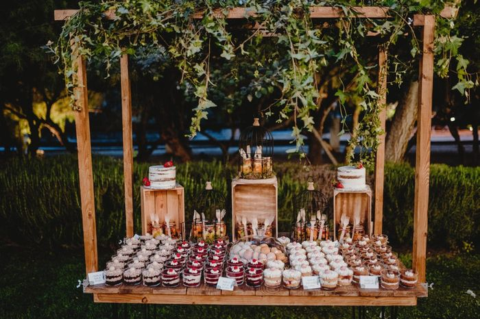 Esta mesa dulce, ¿medalla de ORO, PLATA o BRONCE? 2