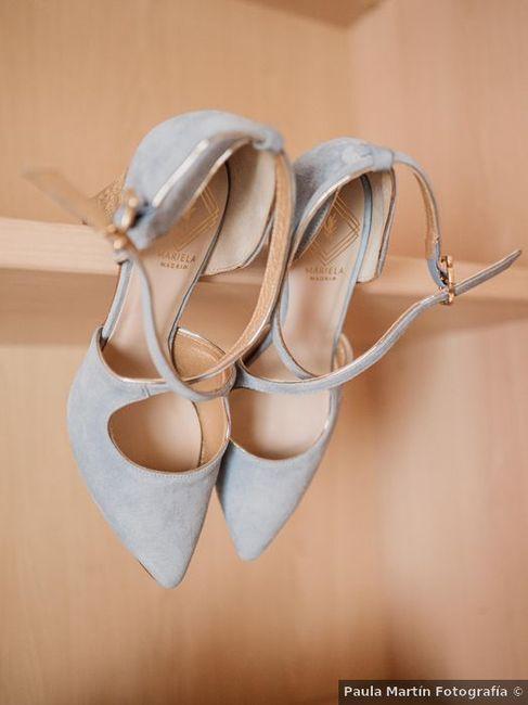 Los zapatos: ¿claros u oscuros? 2